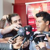 Conferencia de prensa de Jorge Almirón