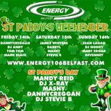 Mandy Reid On Energy 106 St. Patricks Night @ The St. Paddys Weekender