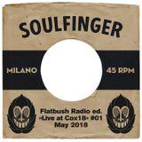 FLATBUSH x DENJADRUM CLUB S05pt04 - MY OWN SOULFINGER