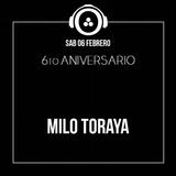 Milo Toraya @ 20doce (Aniversario 6) 06.02.2016