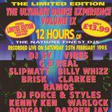 Dance Paradise Vol.9 - Billy Whizz / Dougal