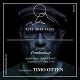 Discollage Radioshow at Pure ibiza 27/2/2018