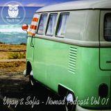 Vijay & Sofia - Nomad Podcast #01