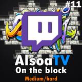 Live EDM mix #11 by AlsoaTV: twitch.tv/alsoatv - On The Block - House, BigRoom, Trap, Hardstyle etc.