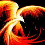 Pure dark phoenix rising