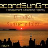 Dj HORO ((Secondsungroup))  @ Sunset In IBIZA