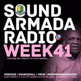 Sound Armada Reggae Dancehall Radio Show Week 41 - Lloyd Campbell Tribute