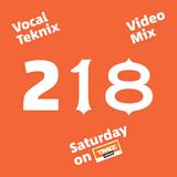Trace Video Mix #218 VI by VocalTeknix