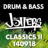 Jotters: Drum and Bass Classics II