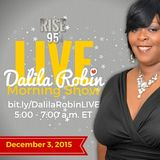 The Dalila Robin Morning Show