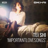 IMPORTANTLOVESONGS by Tei Shi