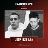 Jook B2B Aæe FABRICLIVE x Brunswick Sound Promo mix