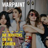 Warpaint | Dr. Martens On Air: Camden