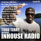 Grammy nominated DJ Todd Terry playing Ray Groove's latest track in his latest Radio show.