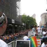 103.5FM-KTU's NYC PRIDE Parade 2015 Float MIx