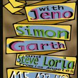 """Jeno - Live at """"Out-A-Sight"""" Friday Night in San Francisco on September 29th 1995"""