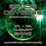 Djane MissVerständniss @ Space Odyssee 2016