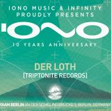 DJ Der Loth - A Tribute to Iono (LIVE Recorded DJ Set @ 10 Years Iono Party - 05.02.2016 @ Yaam Club