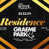 This Is Graeme Park: The Old School House Hull 21DEC18 Live DJ Set