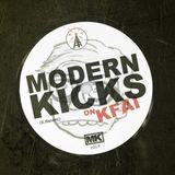 Modern Kicks on KFAI - 08/20/2014