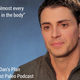 Dan Pardi on the Not Just Paleo podcast by Evan Brand