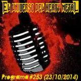 El Universo Del Heavy Metal #253