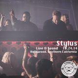 Stylus - Live At Sound (10/24/14)