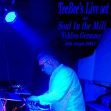 """TeeBee""""s Live set from Soul in the Mill in vehlen Germany 8th Sept. 2017"""