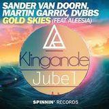 Sander Van Doorn, Martin Garrix & DVBBS Feat. Aleesia vs Klingange - Jubel Goldskies (Howi3 Mashup)