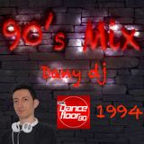 radio dancefloor 90's mix 1994 04 07 2015