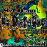 Dj Dirty One - LIVE on DrumTheory 101 hosted by SkypeX streamed on www.EverydayJunglist.com