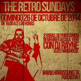 The Retro Sundays @ www.HardSound.tk (Podcast 01)