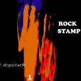 Rock Stamp N.1 (RadioShapedBox)