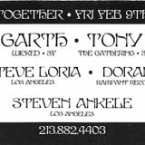 Doran -  Live at Together Los Angeles on February 9th 1996