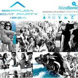 Cristian Varela / Live broadcast from Bermuda boat party  / 17.07.2012 / Ibiza Sonica