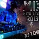 DJ TOWA - Mix año nuevo 2012-2013
