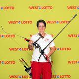 889FM Archery, Interview mit Jasmin Langen v. DJK Rödder presented by Michael Cay