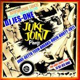 THE CHICAGO JUKE JOINT PIMP IS INTERNATIONAL DANCE MUSIC SPECIALIST DJ JES ONE