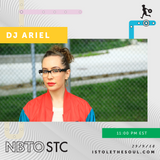 DJ Ariel NBTO18 (Presented by Scarborough Town Centre)