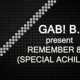 GAB! B. present REMEMBER 80's (SPECIAL ACHILIPUB)
