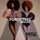 DJ Portugal - Portify003 #house