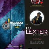 Show Beat1, Tunein, Deep House, Indie, 70, 80, Tech, Dj Lexter 2015