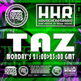 DJ Taz - All About House - 25-02-2019