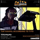 Sunshine118BPM: Wednesday 9th January - The Gospel on BeachGrooves Radio