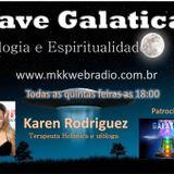Programa A Nave Galatica 31.08.2017 - Karen Rodriguez Liliana Ferlim e Filhos do Vento
