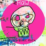 Lo fi electronic rock mix tape.