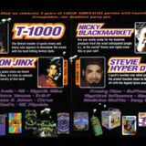Nicky Blackmarket - Hyper D @ Liquid Adrenaline 1998
