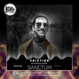 Friction on Kiss FM | Sanctum [18.04.18]