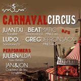 Ludo L - Openning Carnaval Circus @ Sonotone 2.0 (21.02.2015)