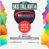 5ks Till Kuta x DJ Awards 2015 Bedroom Competition